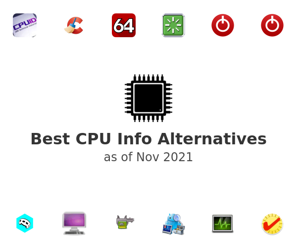 Best CPU Info Alternatives