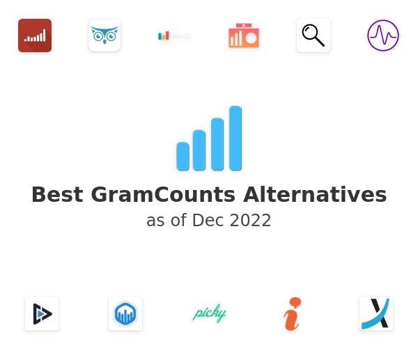 Best GramCounts.com Alternatives
