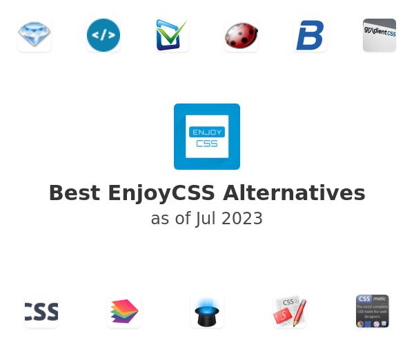 Best EnjoyCSS Alternatives