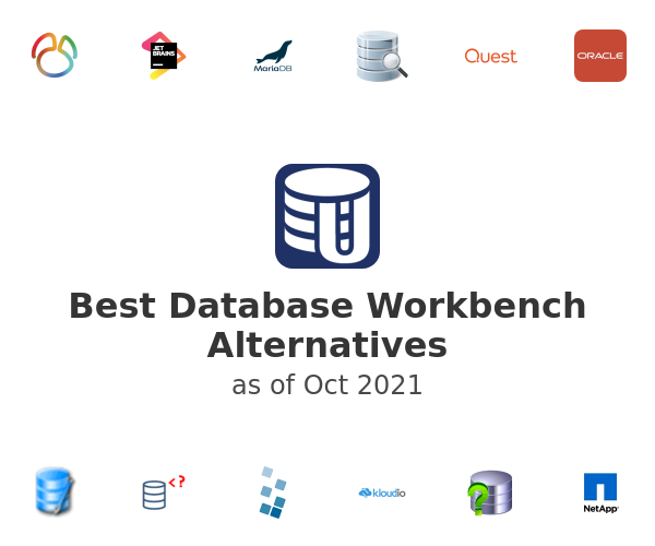 Best Database Workbench Alternatives