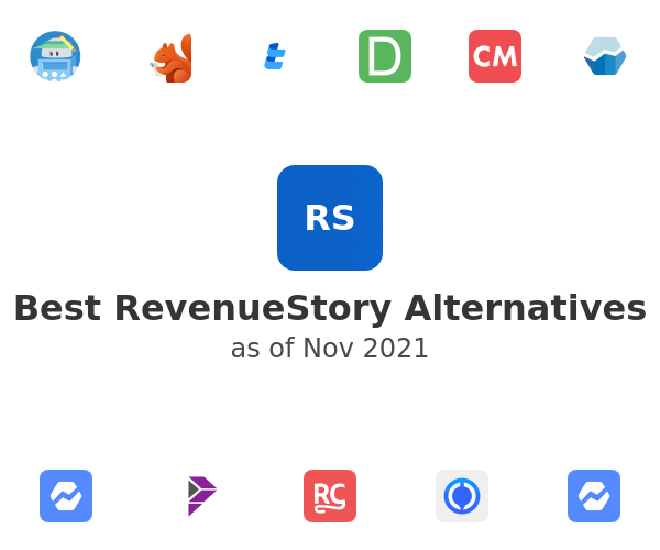 Best RevenueStory Alternatives