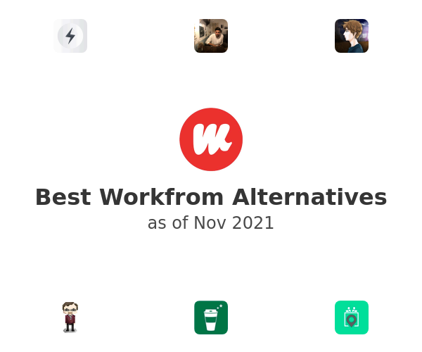 Best Workfrom Alternatives