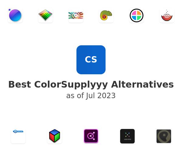 Best ColorSupplyyy Alternatives
