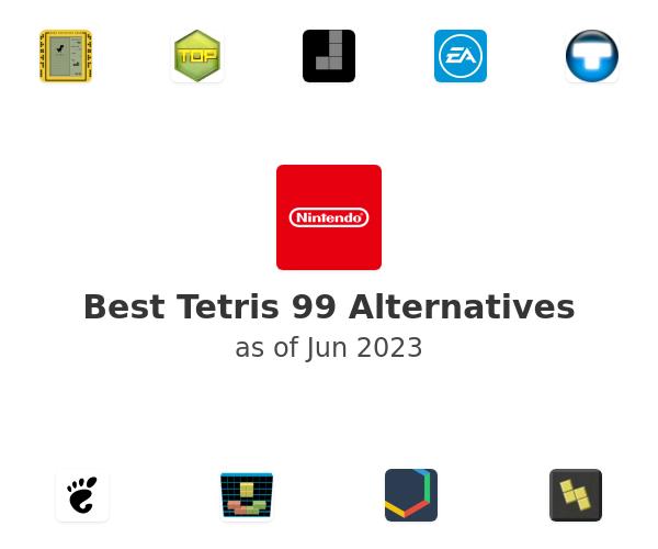 Best Tetris 99 Alternatives