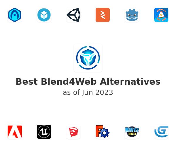 Best Blend4Web Alternatives