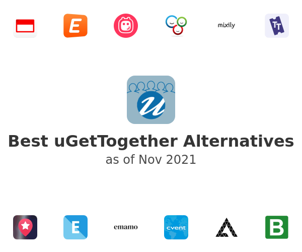 Best uGetTogether Alternatives