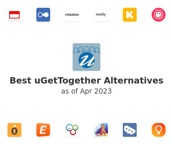 Best uGetTogether Alternatives