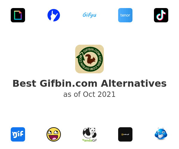 Best Gifbin.com Alternatives