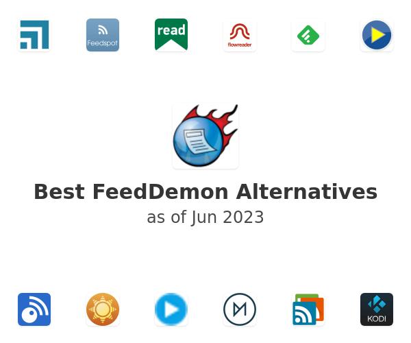 Best FeedDemon Alternatives