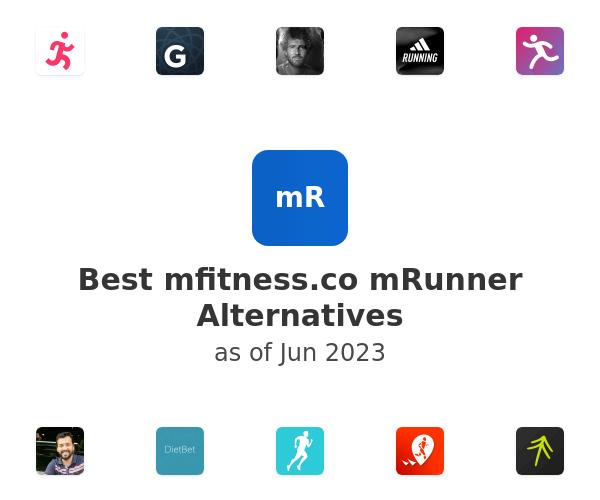 Best mRunner Alternatives