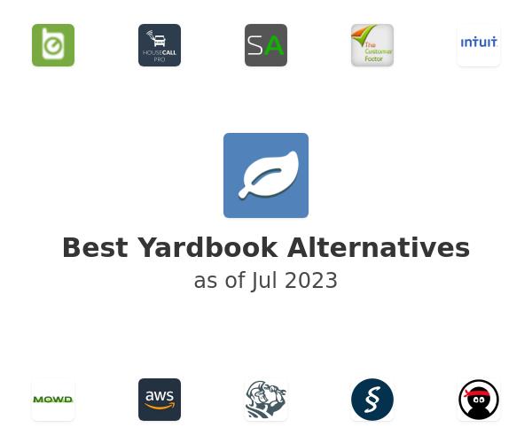 Best Yardbook Alternatives