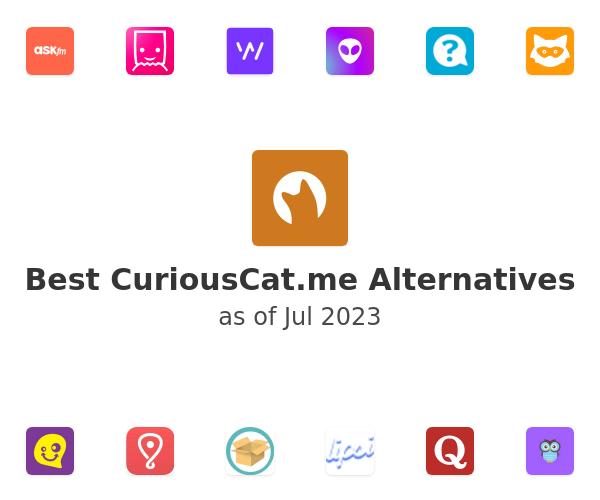 Best CuriousCat.me Alternatives
