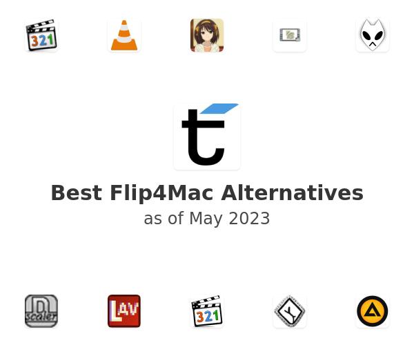 Best Flip4Mac Alternatives