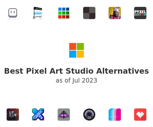 Best Pixel Art Studio Alternatives