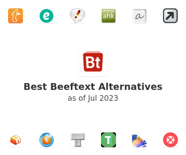 Best Beeftext Alternatives