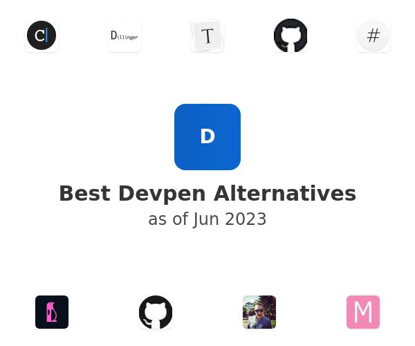 Best Devpen Alternatives