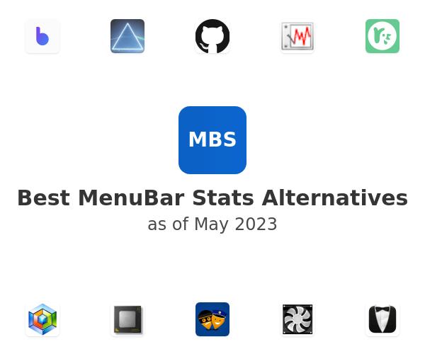 Best MenuBar Stats Alternatives