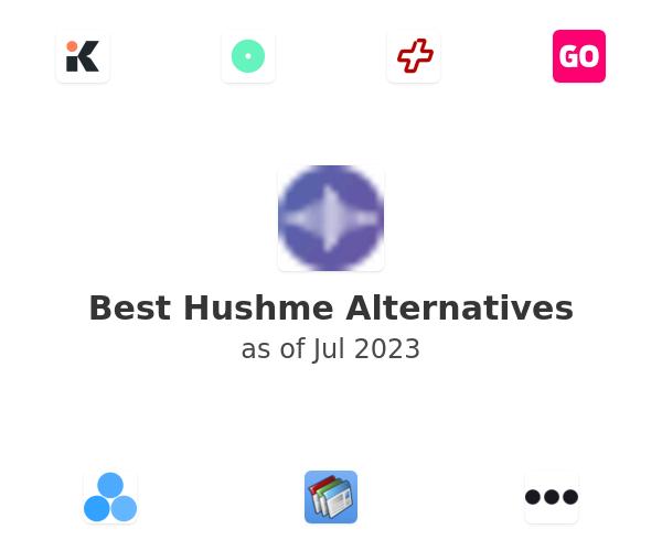 Best Hushme Alternatives