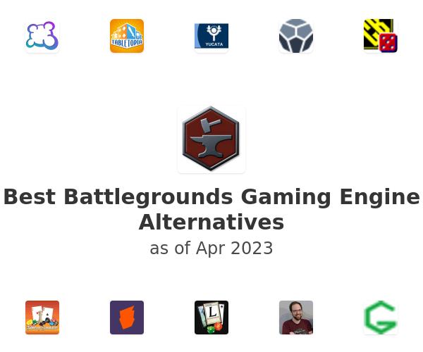 Best Battlegrounds Gaming Engine Alternatives