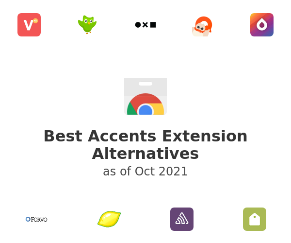 Best Accents Alternatives