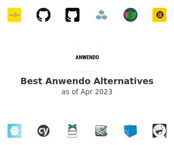Best Anwendo Alternatives
