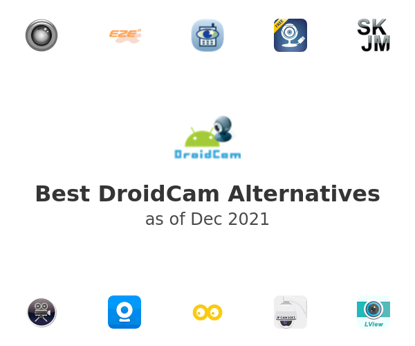 Best DroidCam Alternatives