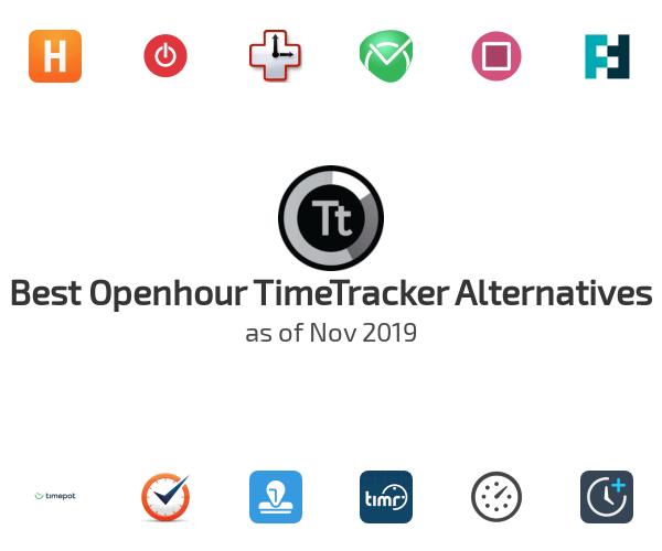 Best Openhour TimeTracker Alternatives