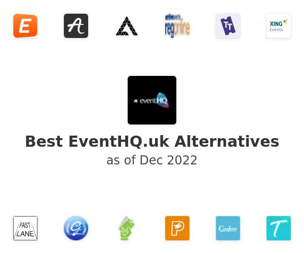 Best EventHQ Alternatives