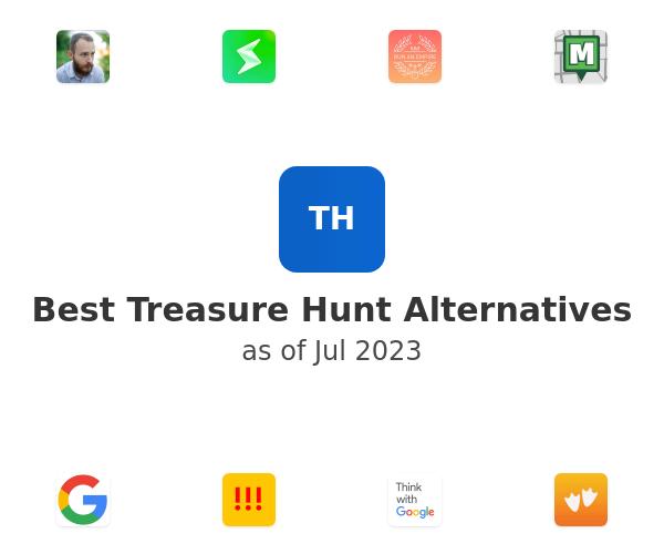 Best Treasure Hunt Alternatives