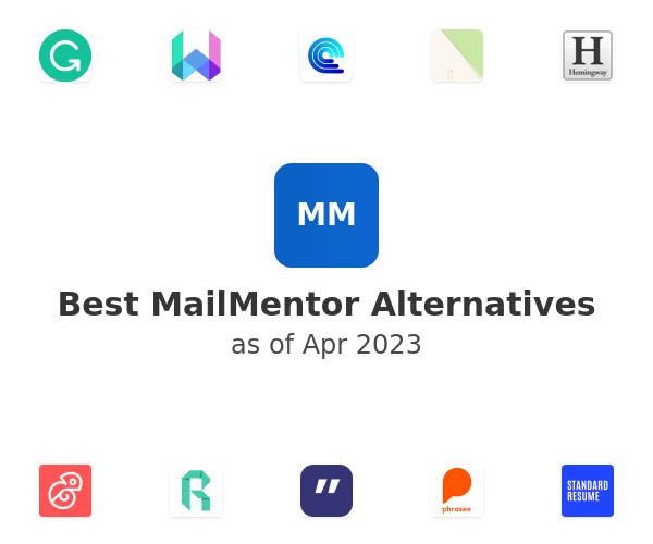 Best MailMentor Alternatives