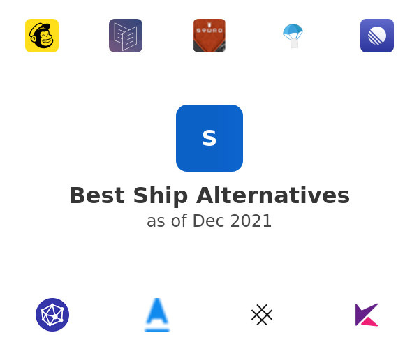 Best Ship Alternatives