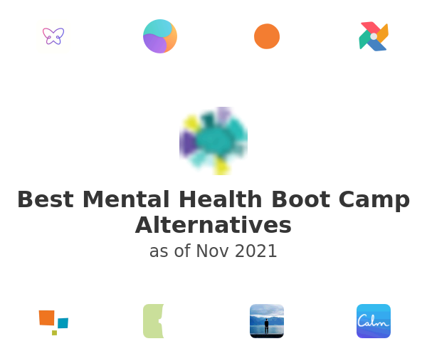 Best Mental Health Boot Camp Alternatives