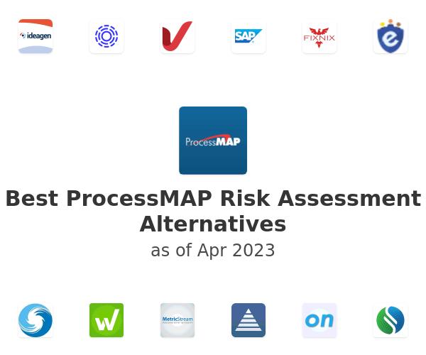 Best ProcessMAP Risk Assessment Alternatives