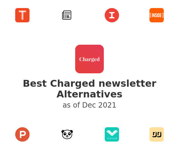 Best Charged newsletter Alternatives