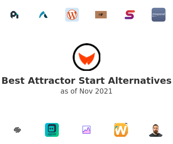 Best Attractor Start Alternatives