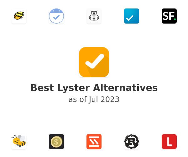 Best Lyster Alternatives