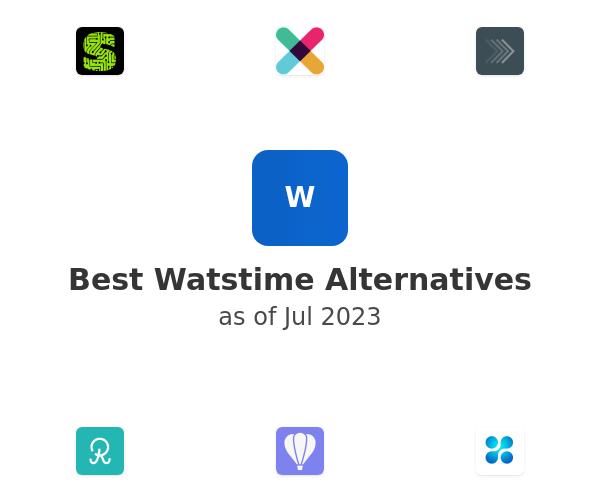 Best Watstime Alternatives