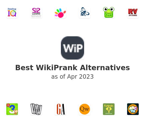 Best WikiPrank Alternatives