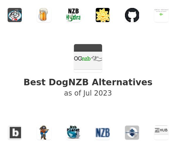 Best DogNZB Alternatives