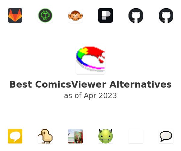 Best ComicsViewer Alternatives