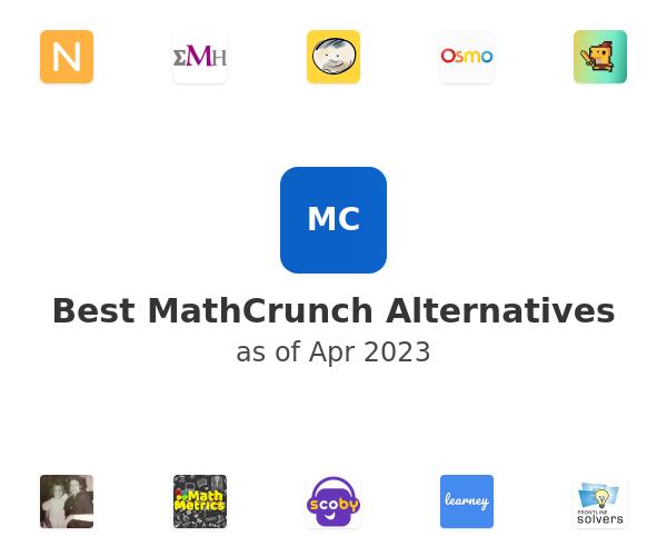 Best MathCrunch Alternatives