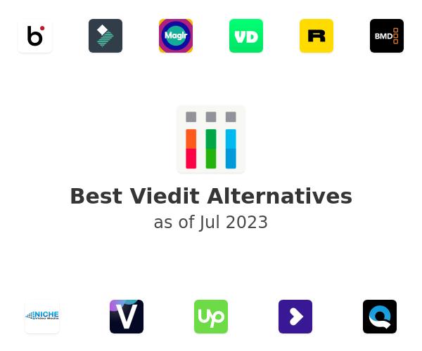 Best Viedit Alternatives