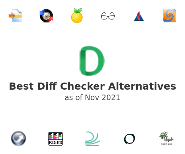 Best Diff Checker Alternatives