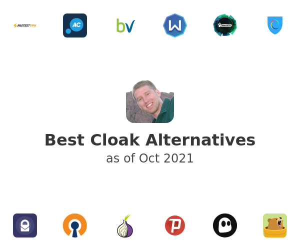 Best Cloak Alternatives