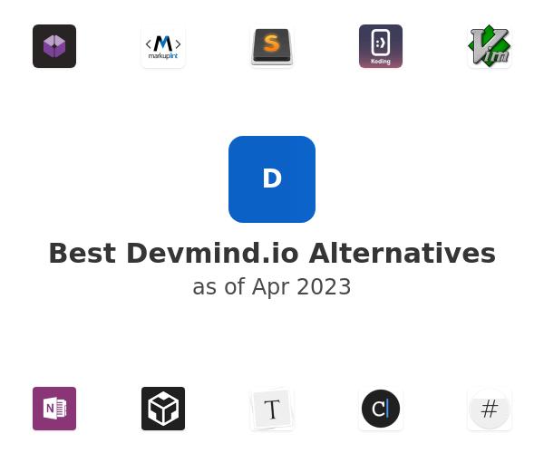 Best Devmind.io Alternatives