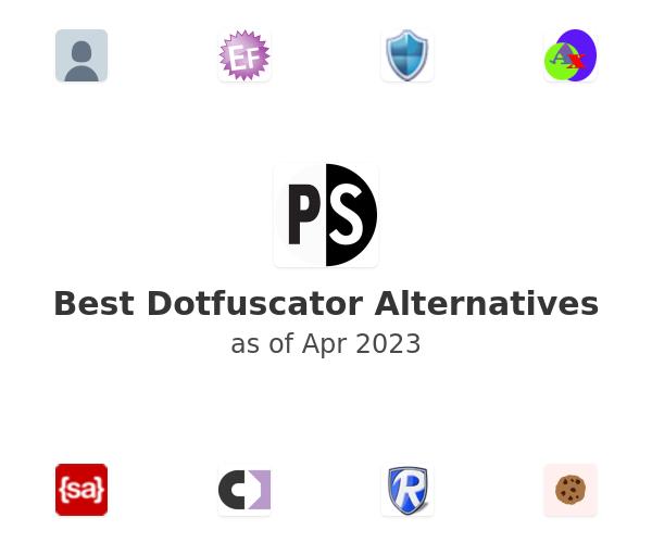 Best Dotfuscator Alternatives