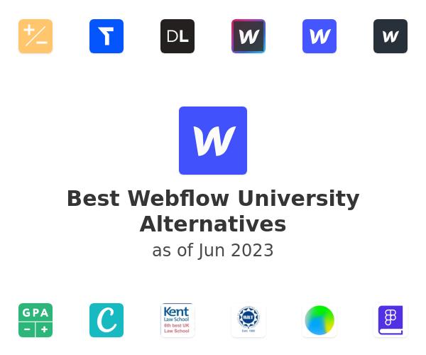 Best Webflow University Alternatives