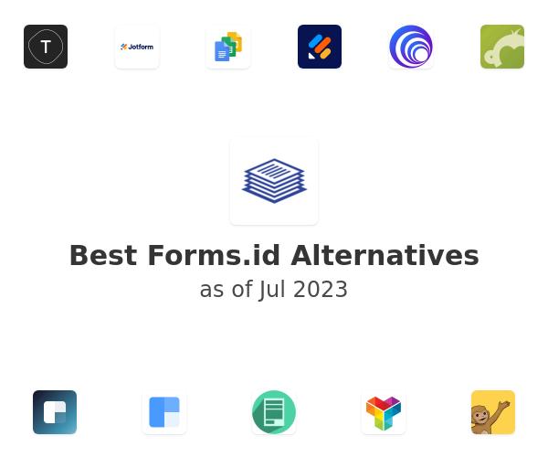 Best Forms.id Alternatives