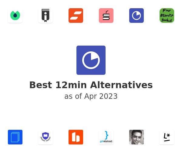 Best 12min Reading Alternatives