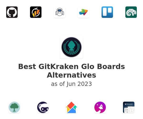 Best GitKraken Glo Boards Alternatives